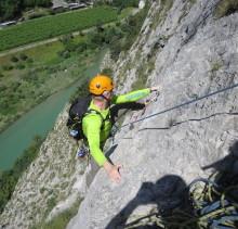 Klettertouren-Arco-Gardasee