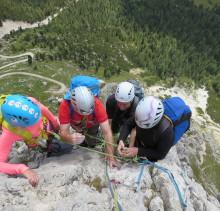 Kletterkurse-dolomiten