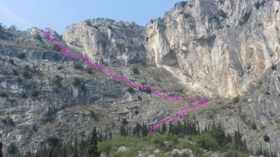 Klettersteigwoche-Arco-Ostern-Gardasee-Bergfuehrer