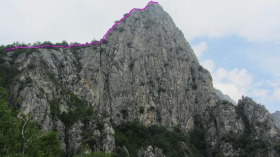 Susatti-Klettersteig-Arco-Gardasee