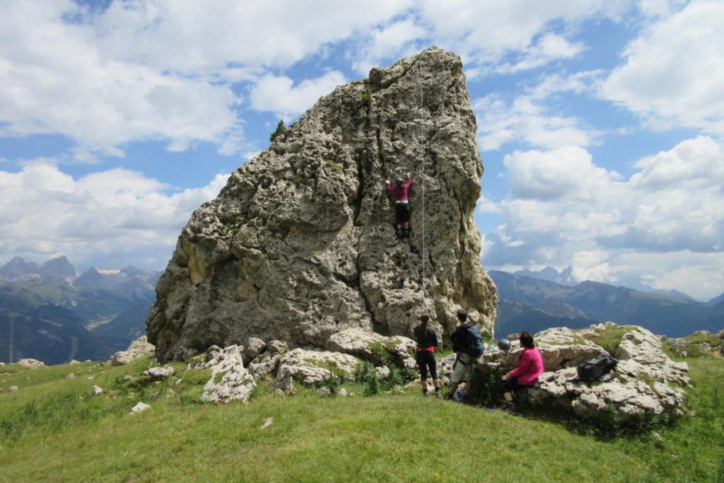 TRE GIORNI D'AVVENTURA IN MONTAGNA - Dolomiti