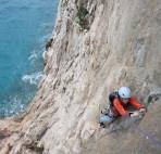 Klettern-Kletterrouten-Ligurien