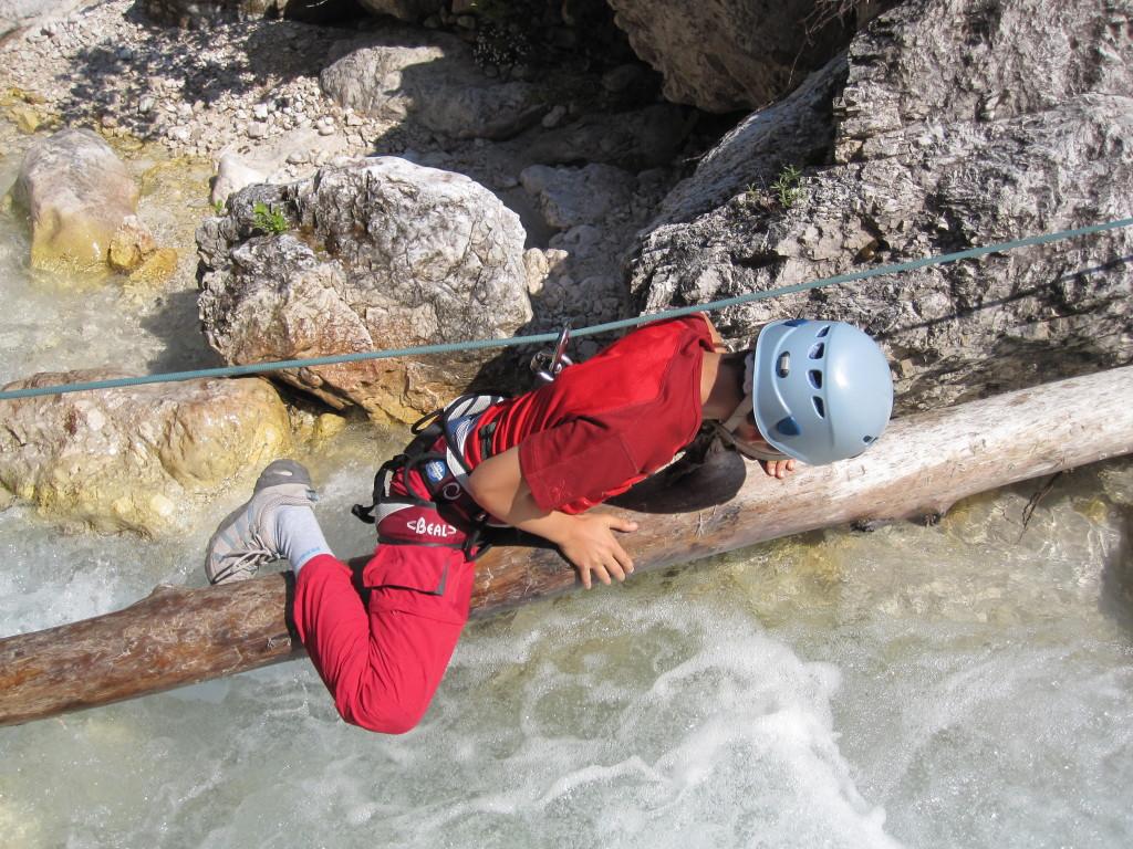 corso arrampicata per bambini