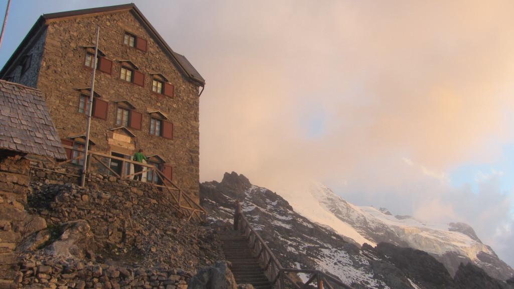 ORTLER 3905m - Gletschertour auf den höchsten Berg der Ostalpen