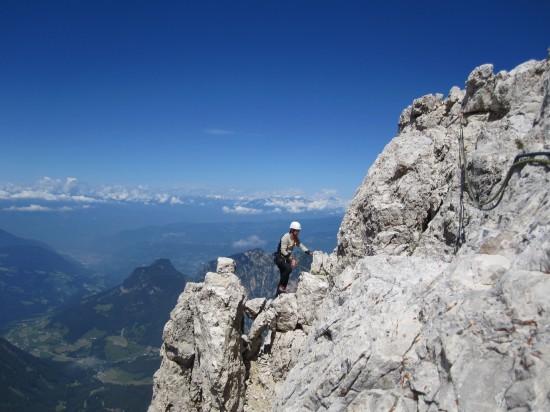 Klettern-Rosengarten-Vajolet