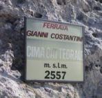 Klettersteig Moiazza Dolomiten