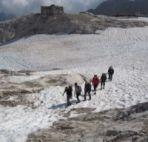 Marmolada-Normalweg-Dolomiten