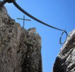 Klettersteig Cirspitze Dolomiten