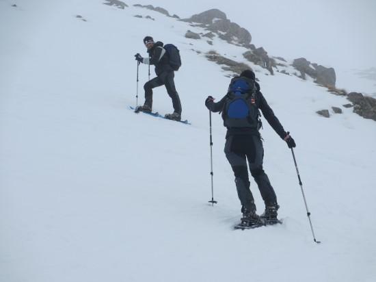schneeschuhwandern-Trentino-Fassatal-Dolomiten