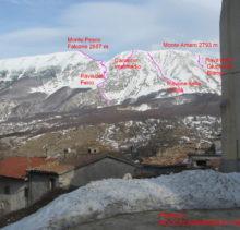 Maiella Skitouren