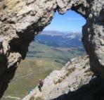 Klettersteig Maximilian Rosengarten