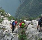 Klettersteig Gardasee susatti