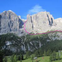 Klettersteig-Piscadu