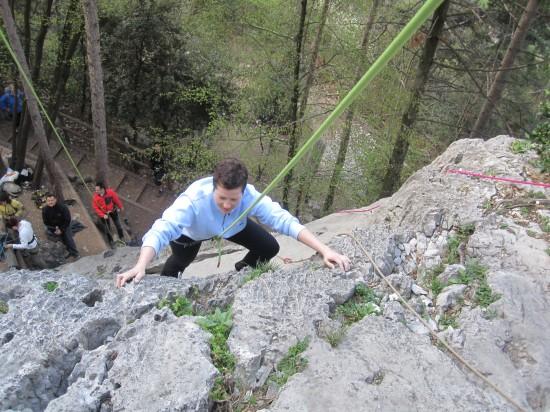 Sportklettern-Gardasee-Arco-Kurs