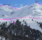 Skitouren Vinschgau-Reschenpass