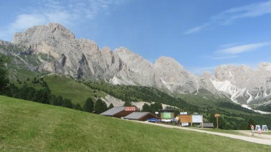 Klettersteig-Sass-Rigais-Geisler