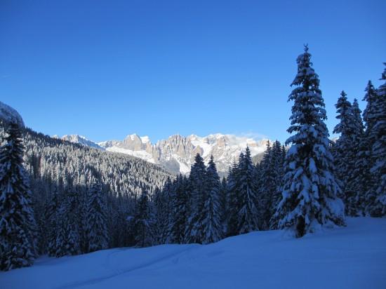 winterwandern-Rosengarten-Dolomiten