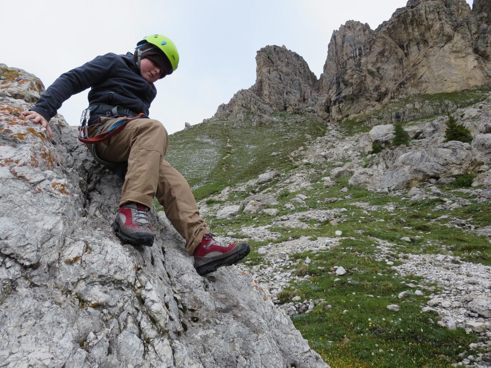 Klettersteigkurs : Klettersteigkurs dolomiten etschtal arco