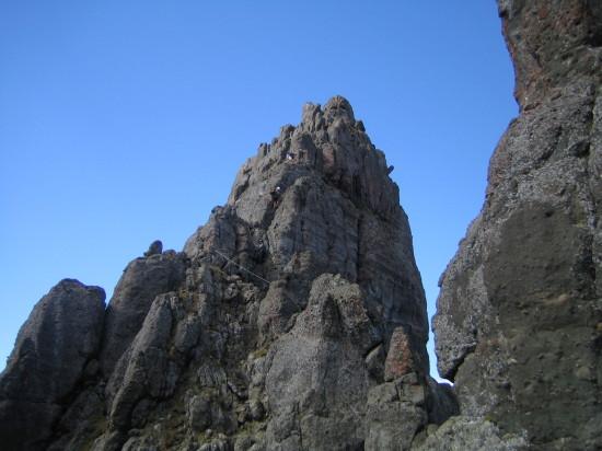 FERRATA DELLE TRINCEE - gruppo Marmolada