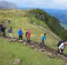 wanderung-Dolomiten-trekking-wandern