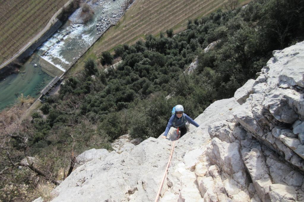 Alpin Klettern Arco – Sarcatal – Gardasee