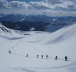 Skitouren im AHRNTAL - Pustertal