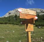 Dolomiten Höhenweg Nummer 1 - alta via