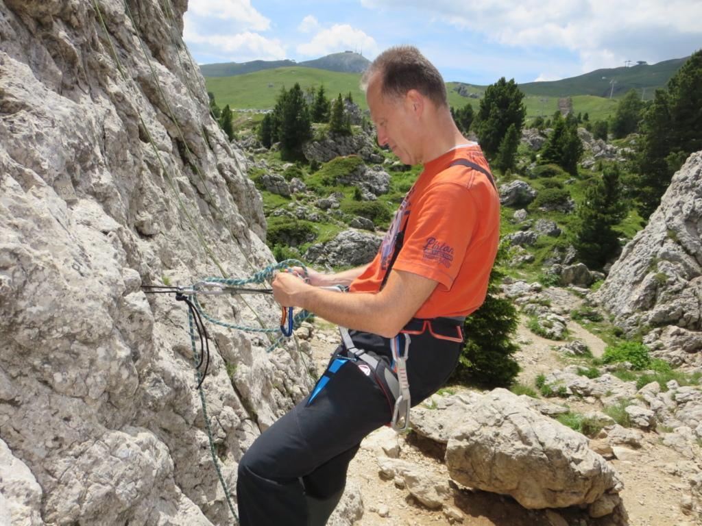corso arrampicata Dolomiti