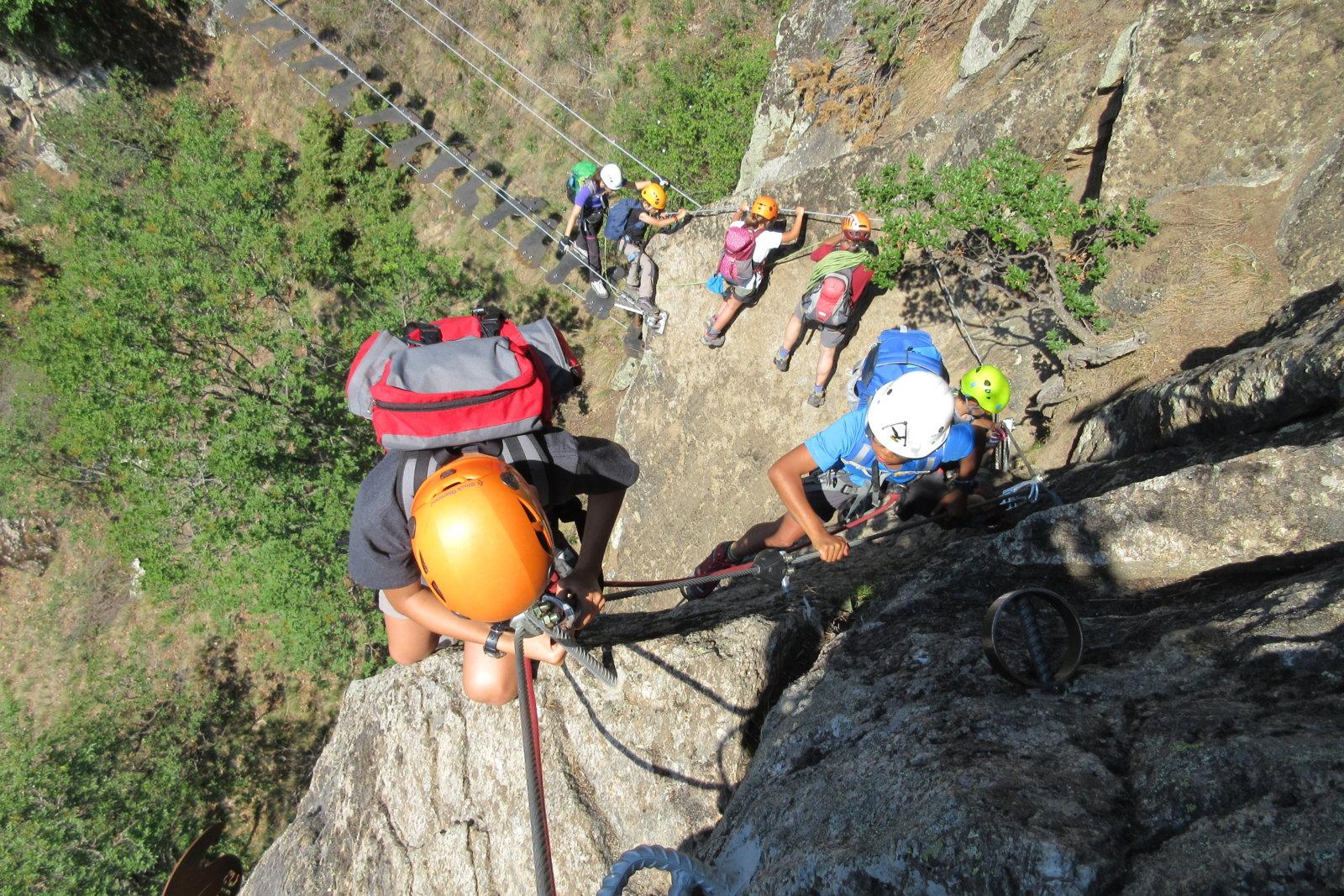 Kletterausrüstung Naturns : Kletterausrüstung naturns: hoachwool klettersteig naturns.