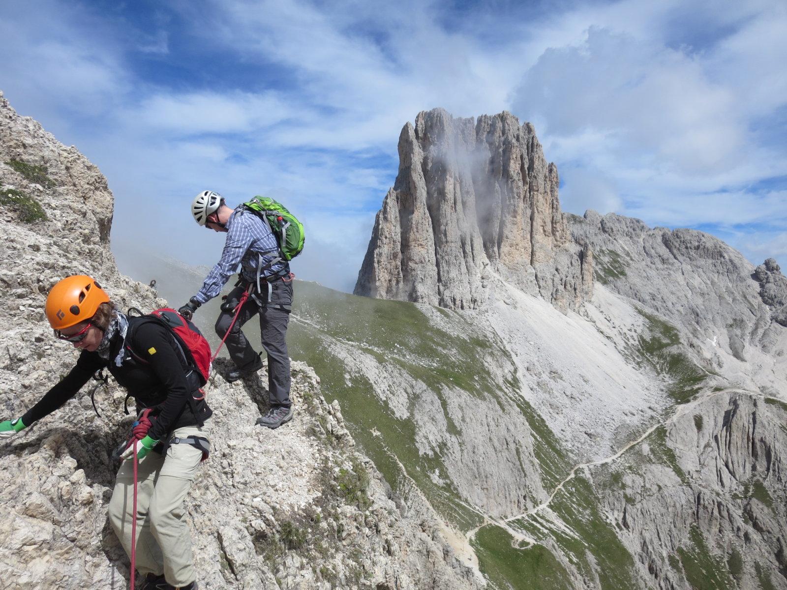 Klettersteig Für Anfänger : Klettersteig a b bergtour online