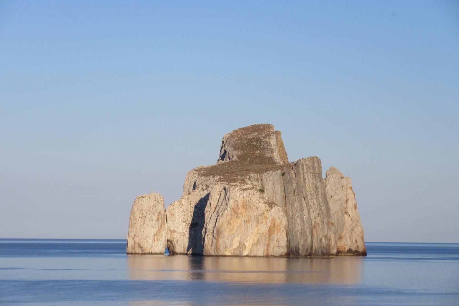 Kletterreise Sardinien: geführte Mehrseillängenrouten